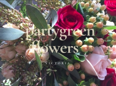 flowers from partygreen celebrations